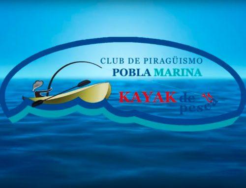 TeamPobla 2015   Pesca en Kayak