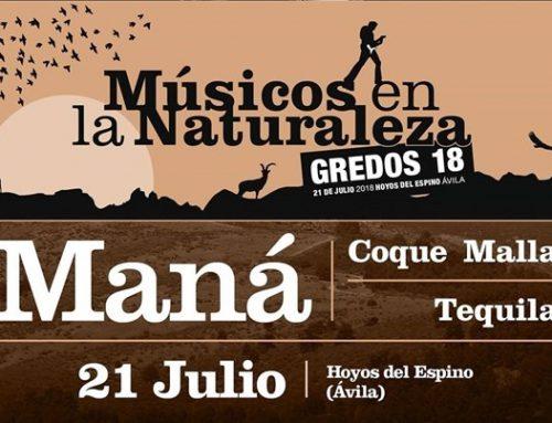 Músicos en la Naturaleza 21/07/18