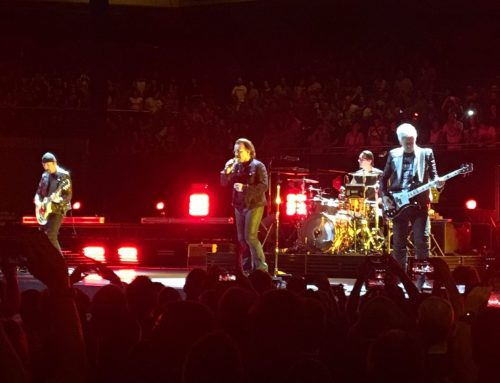 U2 WiZink Center de Madrid