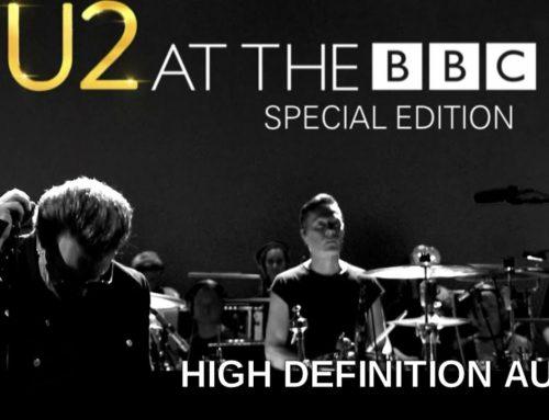 U2 BBC Special Edition