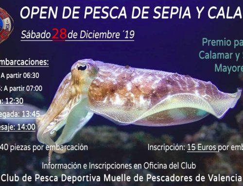 Open Sepia Calarmar Portet 2019