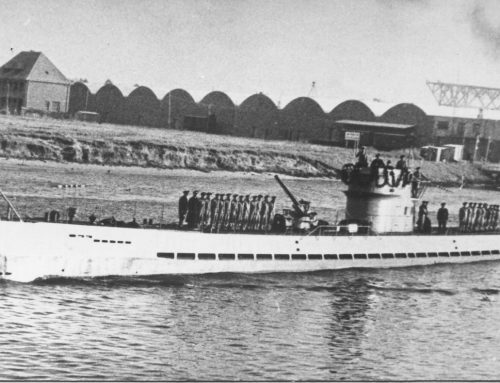 Pecio SS COLIA en Sagunto